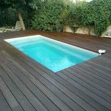 piscine petite taille mini piscine starlite moins de 10m2 piscines cuers var alliance