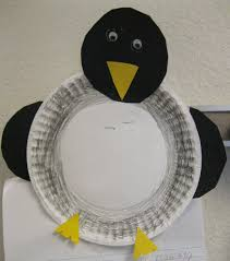 easy penguin craft great for our kids to make while daddy is in