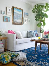 Decorate A Living Room by 17 Stylish Boho Chic Designs Hgtv