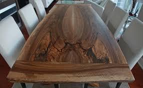 black walnut table for sale black walnut dinning table rustic elegance meets modern straight