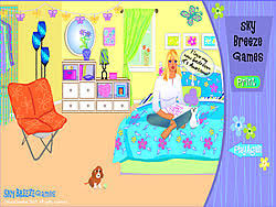 Barbie Room Makeover Games - room decorating games y8 house games pogcomplay my new room 2