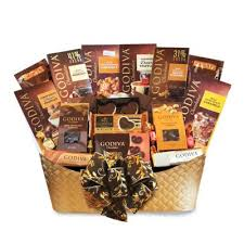 where to buy gift baskets buy godiva gift basket from bed bath beyond