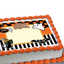 Halloween Cake Decorations Halloween Witches Hat Edible Image Cake Decoration
