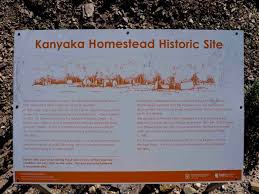 kanyaka homestead an adventure u2026 around oz with dogs in a caravan