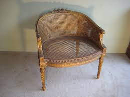 Louis Seize Chair French Cane Chair And 212 French Provincial Louis Xv Style Cane