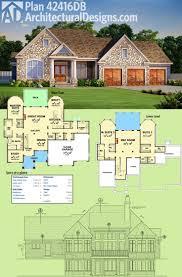 Sloped Lot House Plans 369 Best House Plans Images On Pinterest Dream House Plans