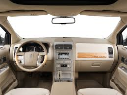 2007 Lincoln Mkx Interior 2007 Lincoln Mkx 4dr Suv Research Groovecar