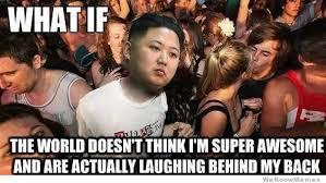 Sudden Realization Meme - sudden clarity kim jong un weknowmemes