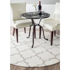 Geometric Area Rug by Light Gray And White Area Rug Creative Rugs Decoration