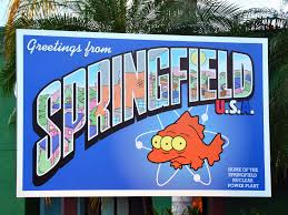 ken jennings on the simpsons u0027 springfield and other common city