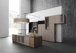 cuisine avec mur en panneau de mur en bois blanc élégant prise électrique