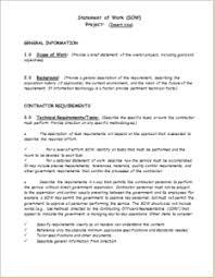 statement of work template doliquid