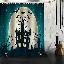 online buy wholesale halloween shower curtains from china