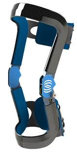 design engineer halifax spring loaded technology s hydraulic knee brace turns disabled legs