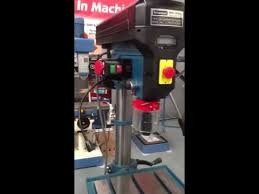 What Is A Pedestal Drill Pedestal Drill Kepp 32 Youtube