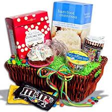 cupcake gift baskets cupcake party gift basket gourmet baked goods