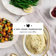vegetarian thanksgiving recipes and lemons