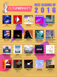 best photo albums r vaporwave s best albums of 2016 vaporwave your meme