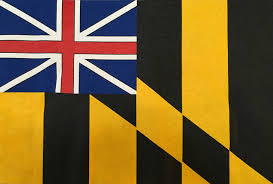 Colonial Flag Flag Of Fort Frederick At Colonial Maryland U0027s Western Frontier