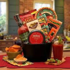 bloody gift basket a bloody mixer gift basket avas baskets