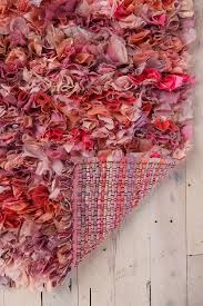 Tied Rag Rug 113 Best Rags To Riches Rug Making Images On Pinterest Rug