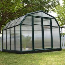 Greenhouse 8x8 Rion Glass Greenhouse Diy