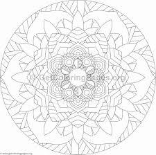 mandala coloring pages 32 u2013 getcoloringpages org