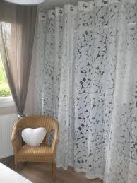 rideau chambre parents chambre parents taupe photo 3 3 dressing derrière rideaux en