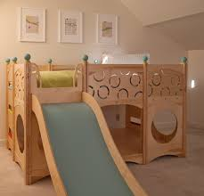 unique beds with slides u for design decorating