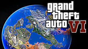 Huge World Map by Gta 6 News Updated Huge Gta 6 Map Grand Theft Auto Vi New Map