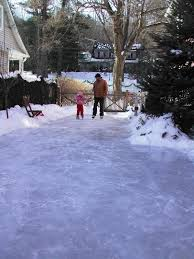 backyard ice rinks the cheap shoes on electric wire
