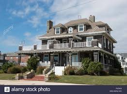 a victorian house in cape may new jersey usa stock photo royalty