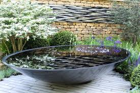 Mini Water Garden Ideas Water Features For Small Spaces Hgtv