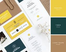 Hex Color Yellow by 25 Perfect Wedding Color Combinations U2013 Design