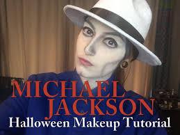 Michael Jackson Smooth Criminal Halloween Costume Michael Jackson Halloween Makeup Tutorial