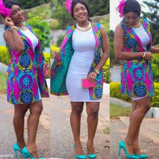 dress styles ankara styles for wedding in nigeria 2018 and