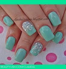 mint cream nails claudia c u0027s claudia photo beautylish i