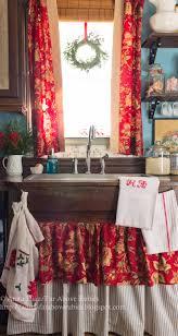 far above rubies merry christmas farmhouse kitchen
