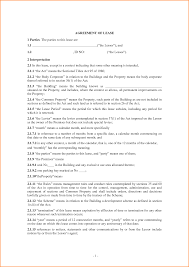 Commercial Lease Termination Agreement Lease Agreement Example Commercial Lease Agreement Template Jpg