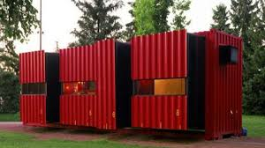 shipping container homes environment youtube