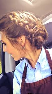 easy waitress hairstyles best 25 waitress hair ideas on pinterest waitress hairstyles