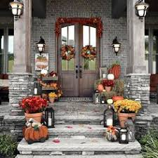 Fall Decorated Porches - fall porch decorations fall porch decorations front porches and