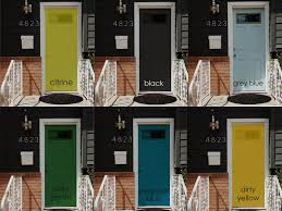 front door colors for gray house front door colors for yellow brick house you guessed it the