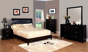 furniture classic chocolate brown lacquer teak wood low bed frame