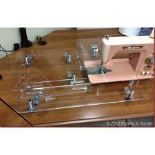 Sewing Machine With Table Medium Sewing Extension Table
