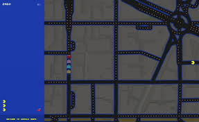Maps Go Psa There U0027s A U0027pac Man U0027 Mode On Google Maps Go Play Right Now