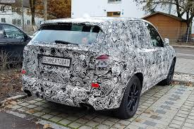 Porsche Macan X3 - g01 bmw x3 out for some testing in germany