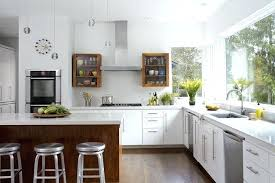 kitchen galley ideas contemporary kitchen design impressive designs that will your