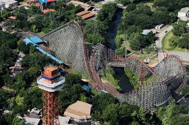 Six Flags Texas Accident Six Flags Struggles With Cloudy Spring Bloomberg