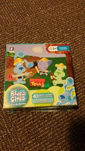 find more blues clues 40 piece puzzle for sale at up to 90 off